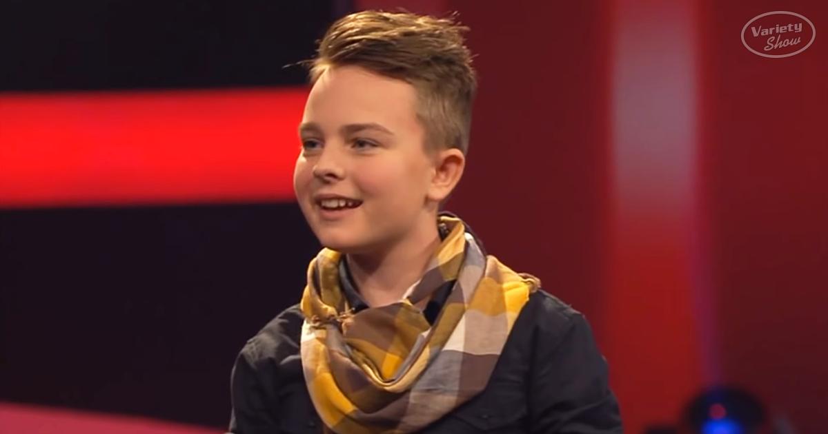 German Justin Bieber Blows Away Judges With Boyfriend Blind Audition Variety Show