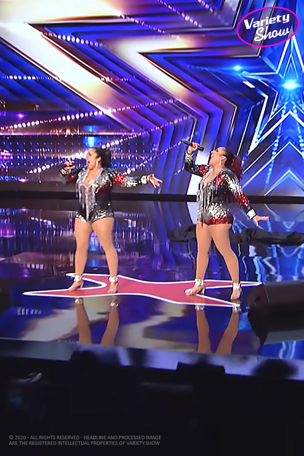 Double Dragon Nail Electrifying Agt Weather Girl S Cover That Ll Amaze You Variety Show